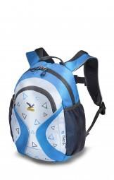 Salewa Kinderrucksack Yoko 8 blau
