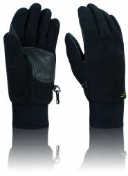 F Handschuhe 'Waterproof' schwarz, S