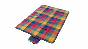 Easy Camp Picknickdecke 'Rug' 175 x 135 cm