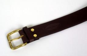 Basic Nature Geldgürtel 'Classic' mokka, 85 cm