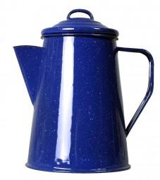 Relags Emaille Kaffeekanne 1 L ca. 6 Tassen blau