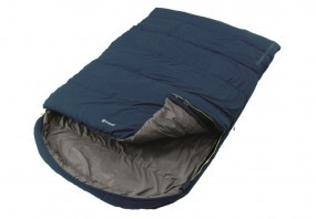 Outwell Schlafsack 'Campion' Lux, double, blau