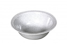 Waca Melamin, granit Schüssel groß Ø 23,5 cm