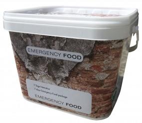 Emergency Food 7 Tage Ration Prepper