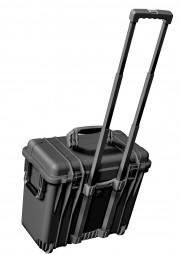 Pelibox 1440 Top Loader schwarz ohne Schaumeinsatz