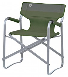 Coleman Campingstuhl Deck Chair grün