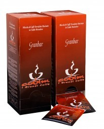 Granbar Kaffee 8 Boxen á 25 ESE Pads
